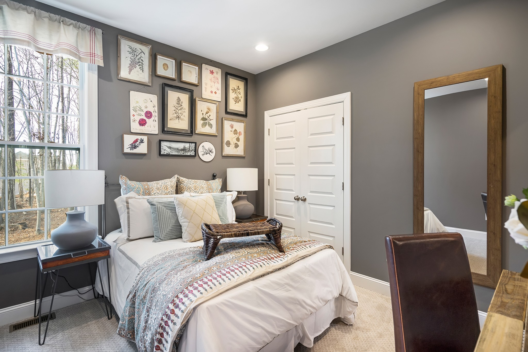 Ballentine Place, The Edenton Model, Royal Oaks a Division of Mattamy Homes, First Floor Guest Su...