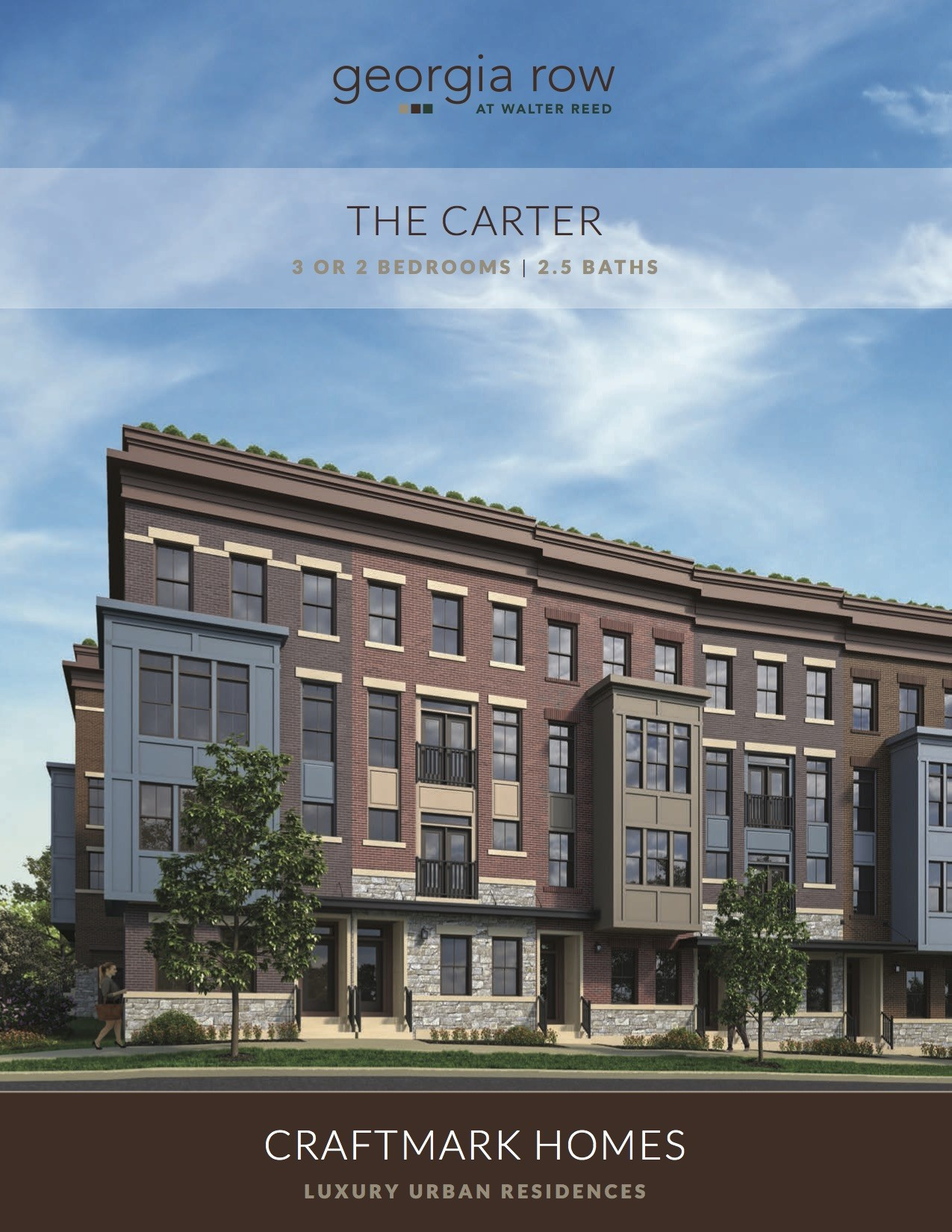 The Carter by Craftmark Homes