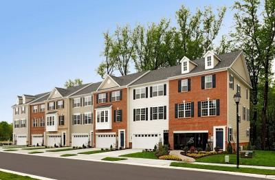 The Preserve at Windlass Run Townhomes