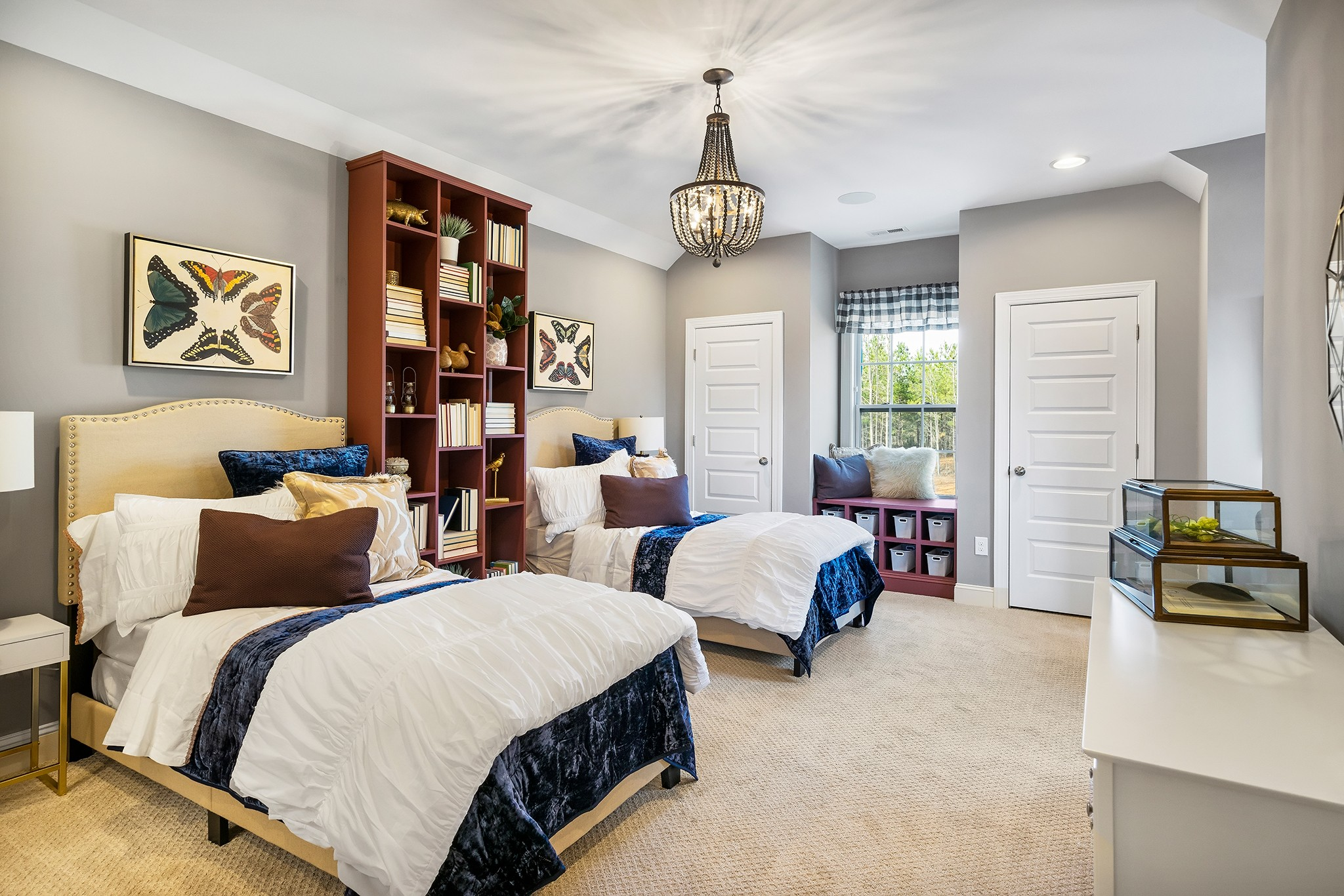 Ballentine Place, The Edenton Model, Royal Oaks a Division of Mattamy Homes, Additional Bedroom