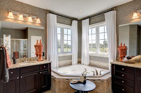 Waterford Creek - Master Bathroom