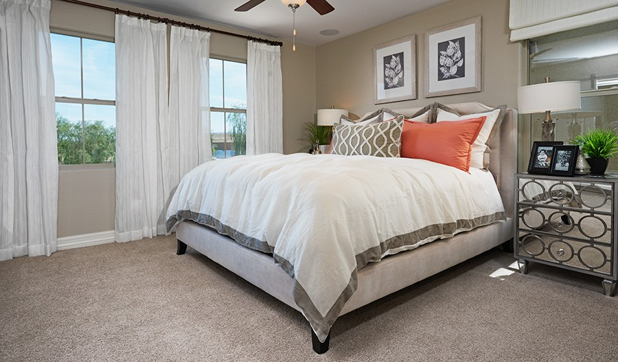 Coral-PHX-Master bedroom (Rogers Ranch)