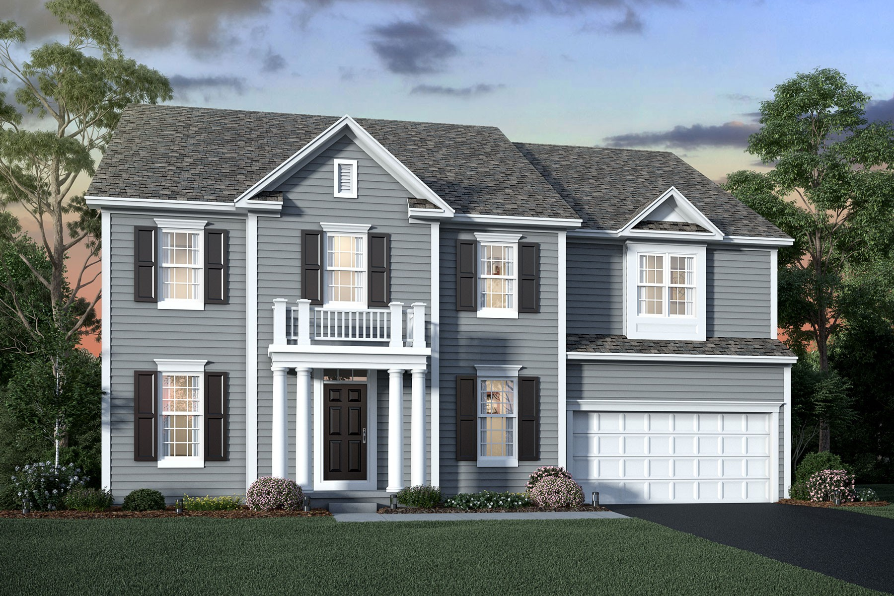 Sanctuary at The Lakes Regency Rendering