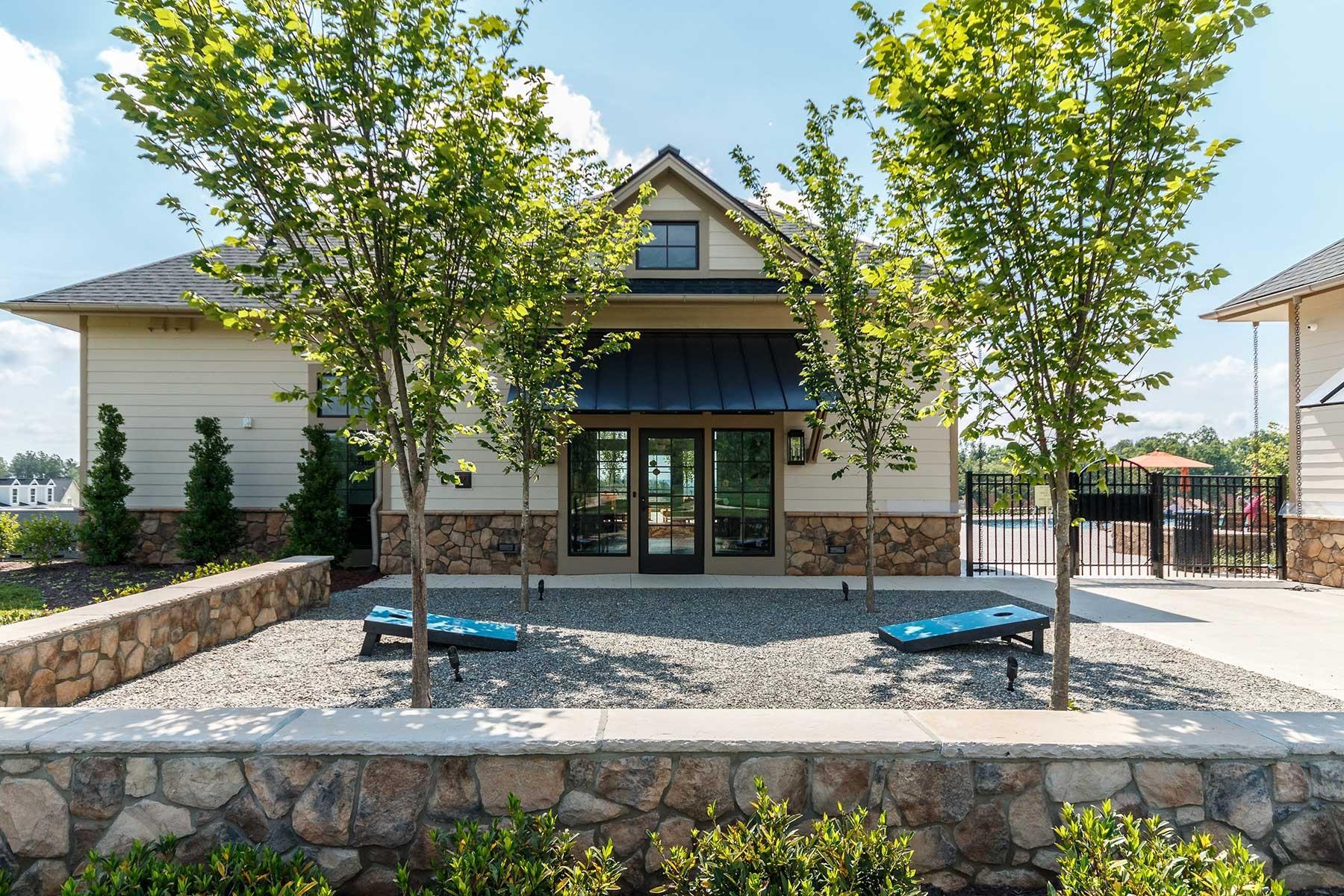Legacy at Jordan Lake - Legacy Village- Clubhouse