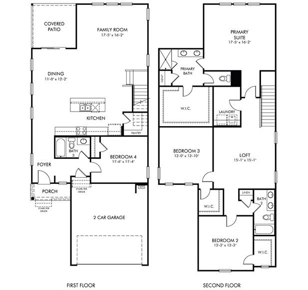 Ellison Floorplan
