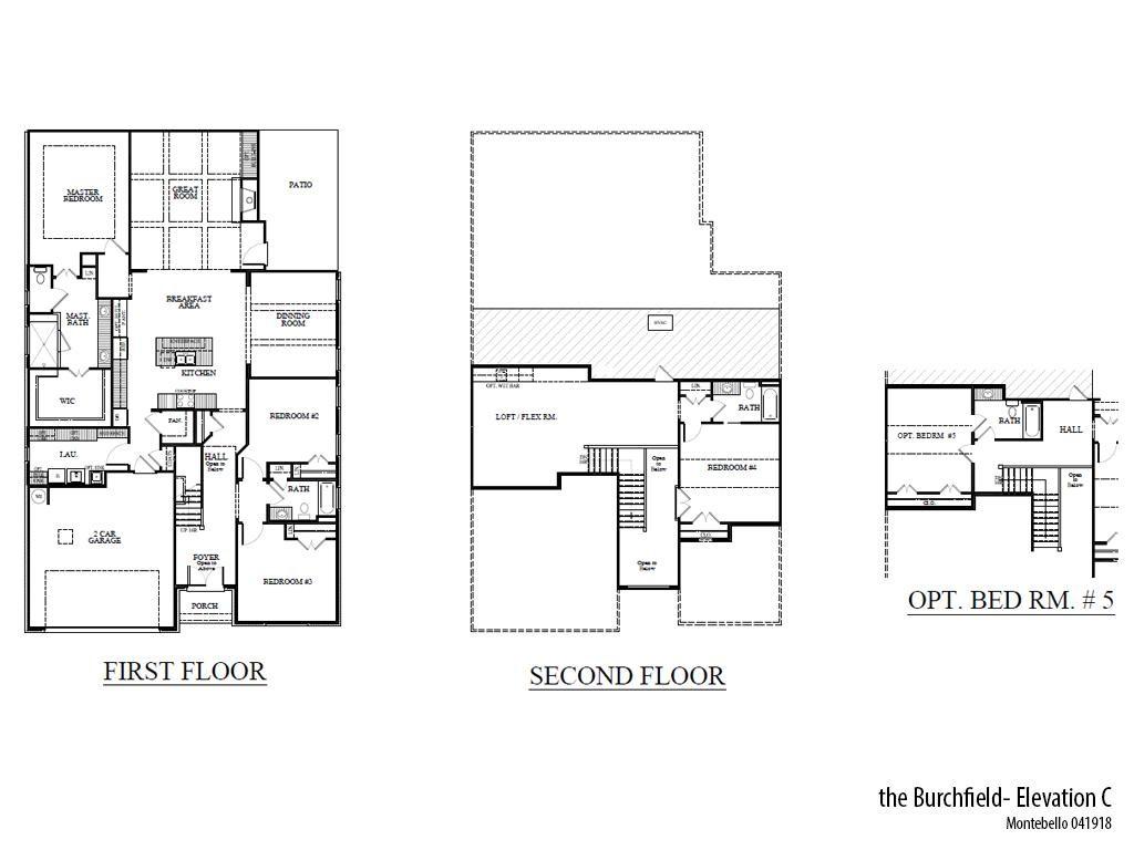 Mb Burchc Floorplan
