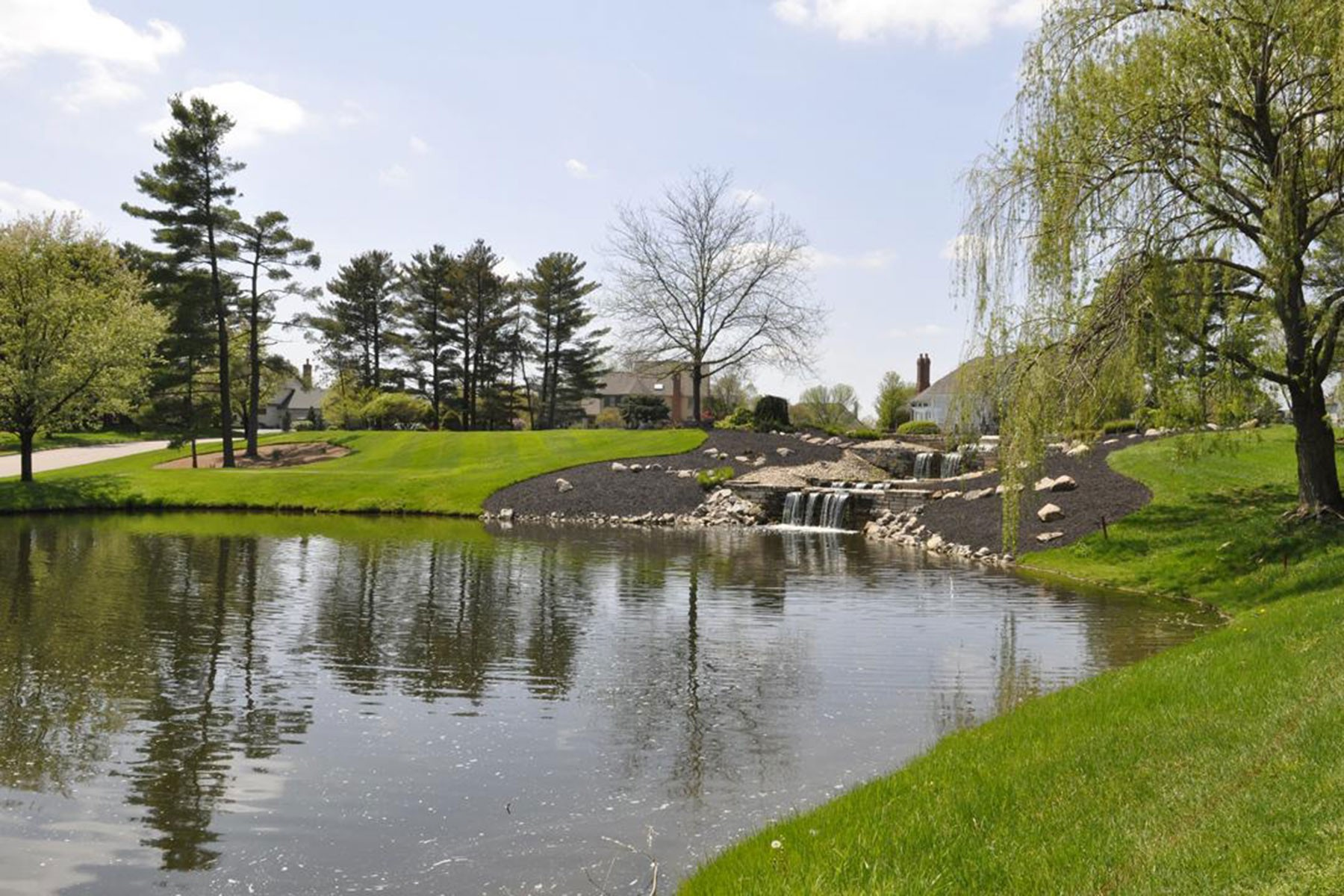 Sanctuary at The Lakes Regency Pond