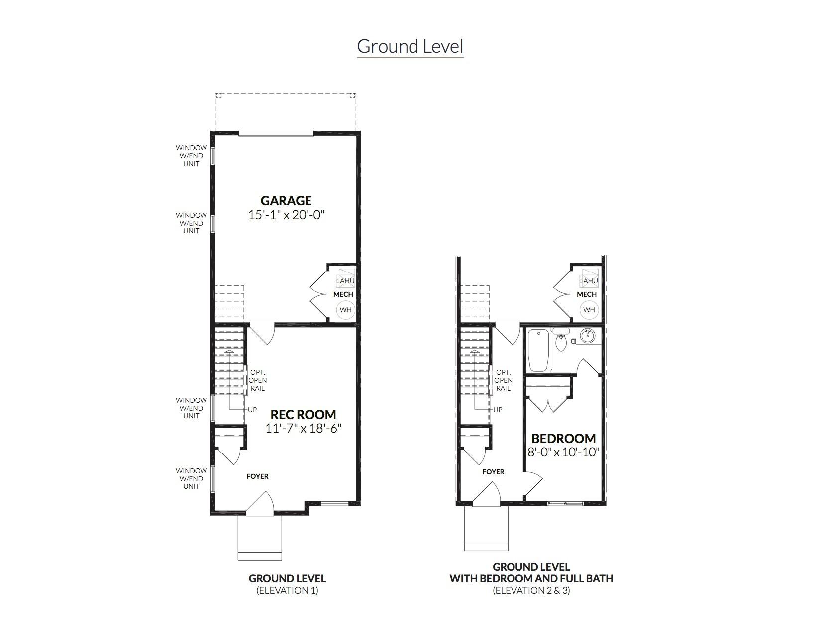 Ground Floor - The Westfield by Craftmark