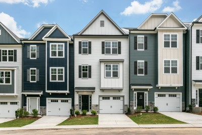 New Homes and New Home Communities in Apex, North Carolina