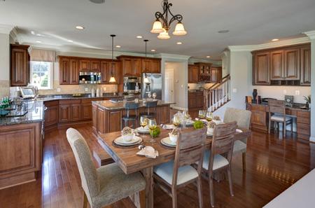 Waterford Creek - Kitchen