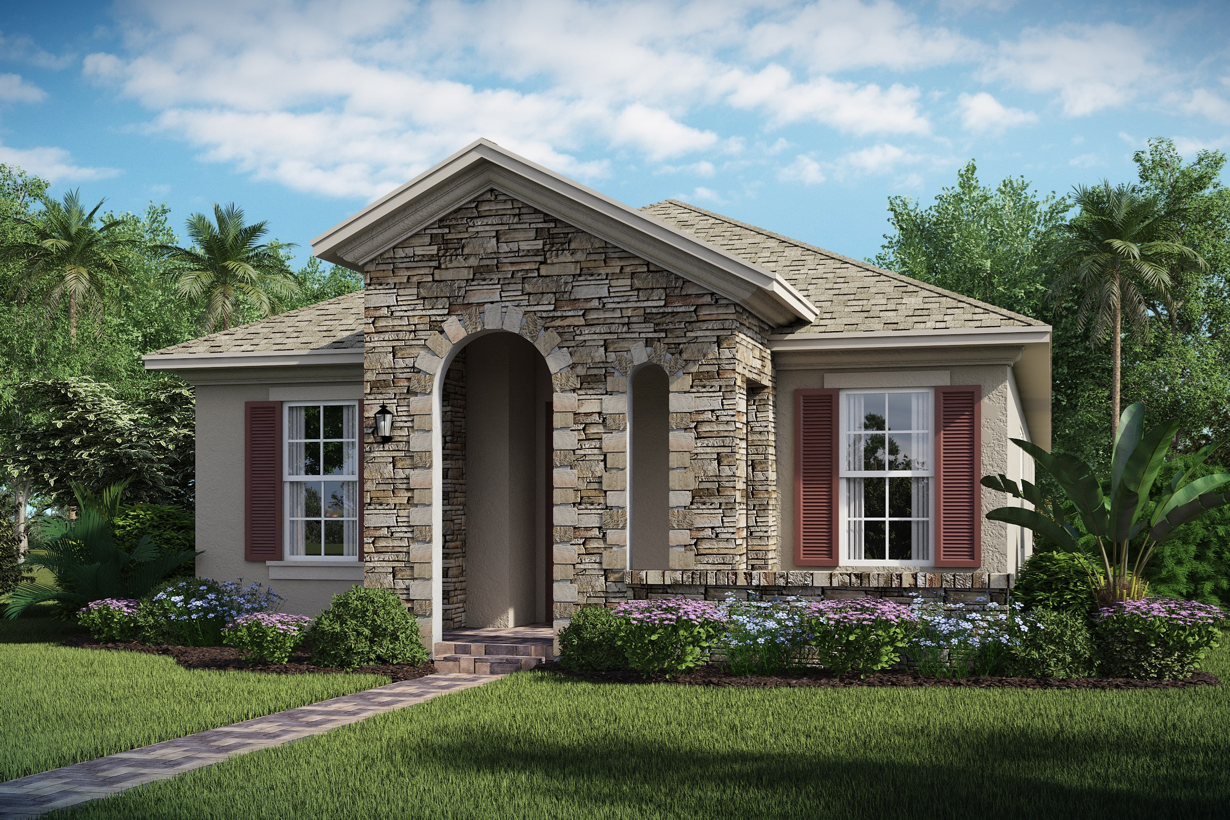 Plan Aiden By K Hovnanian Homes