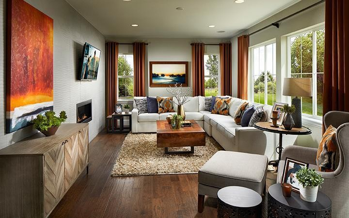 The Hills at Southshore - Res 40224 - Great Room