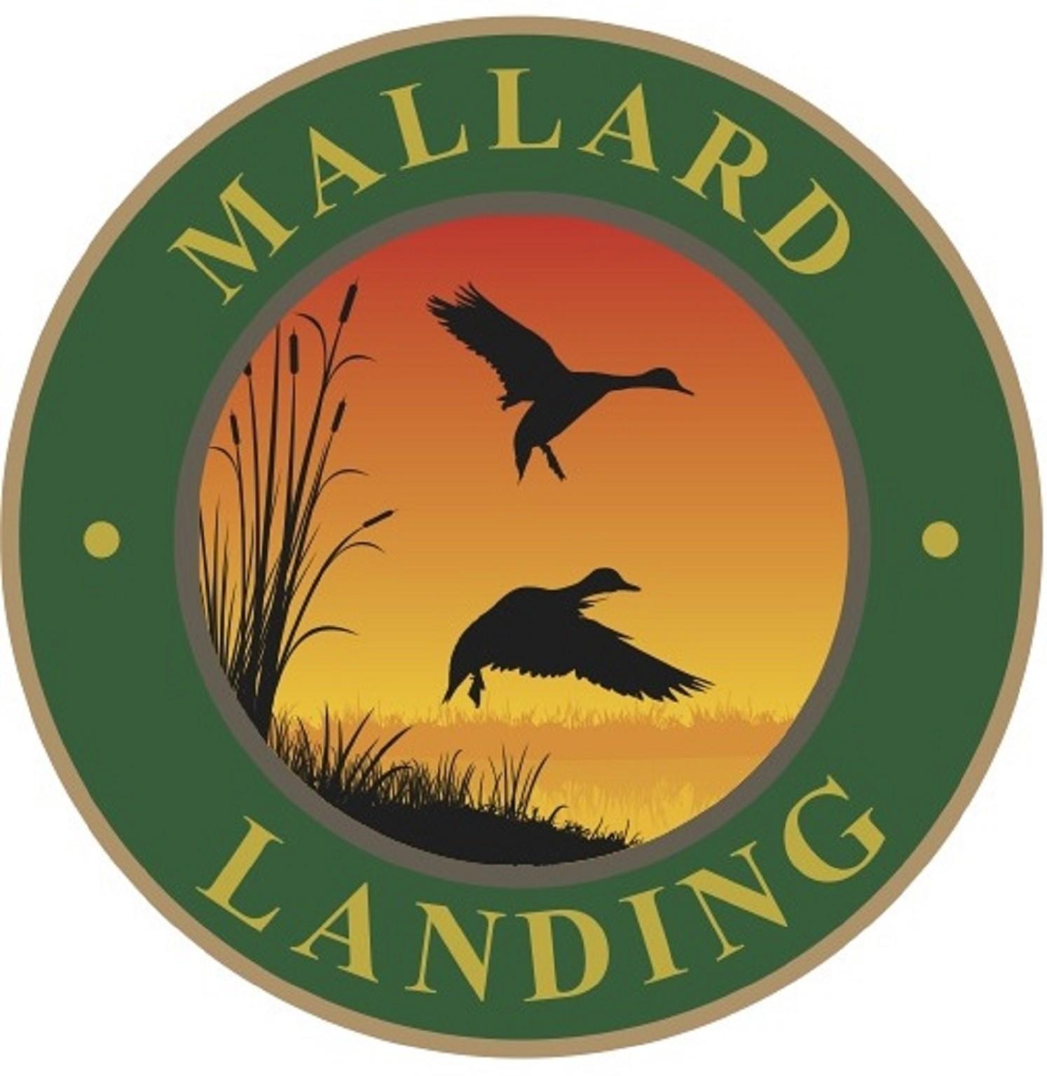 Mallard Landing Logo