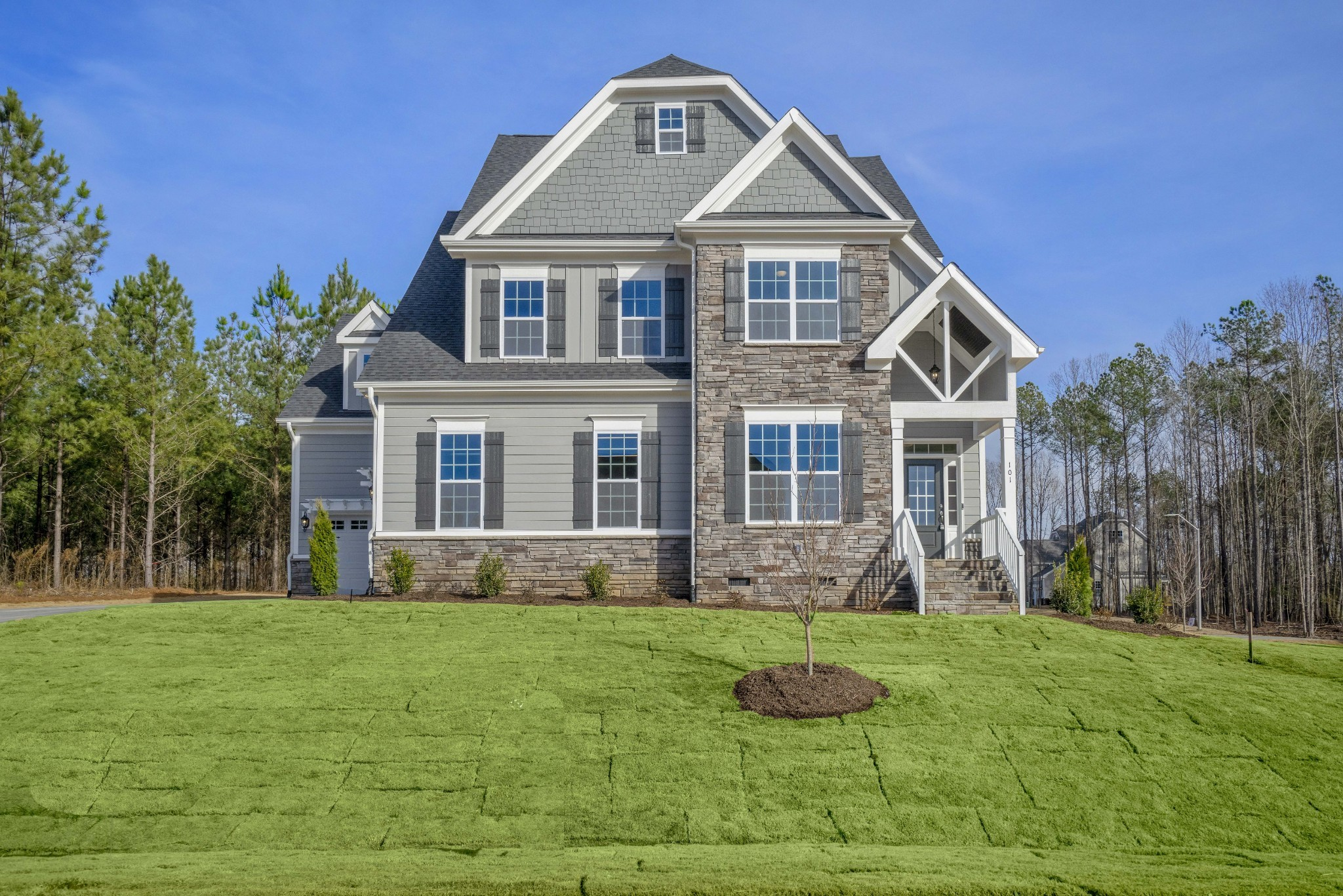 The Juniper at Ballentine Place, by Royal Oaks a Division of Mattamy Homes