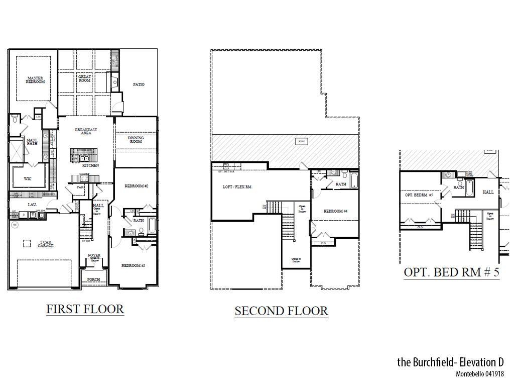 Mb Burchd Floorplan