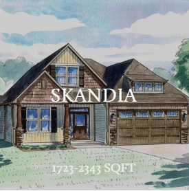 New Home Plans - Skandia by Rosewood Communities   New Home