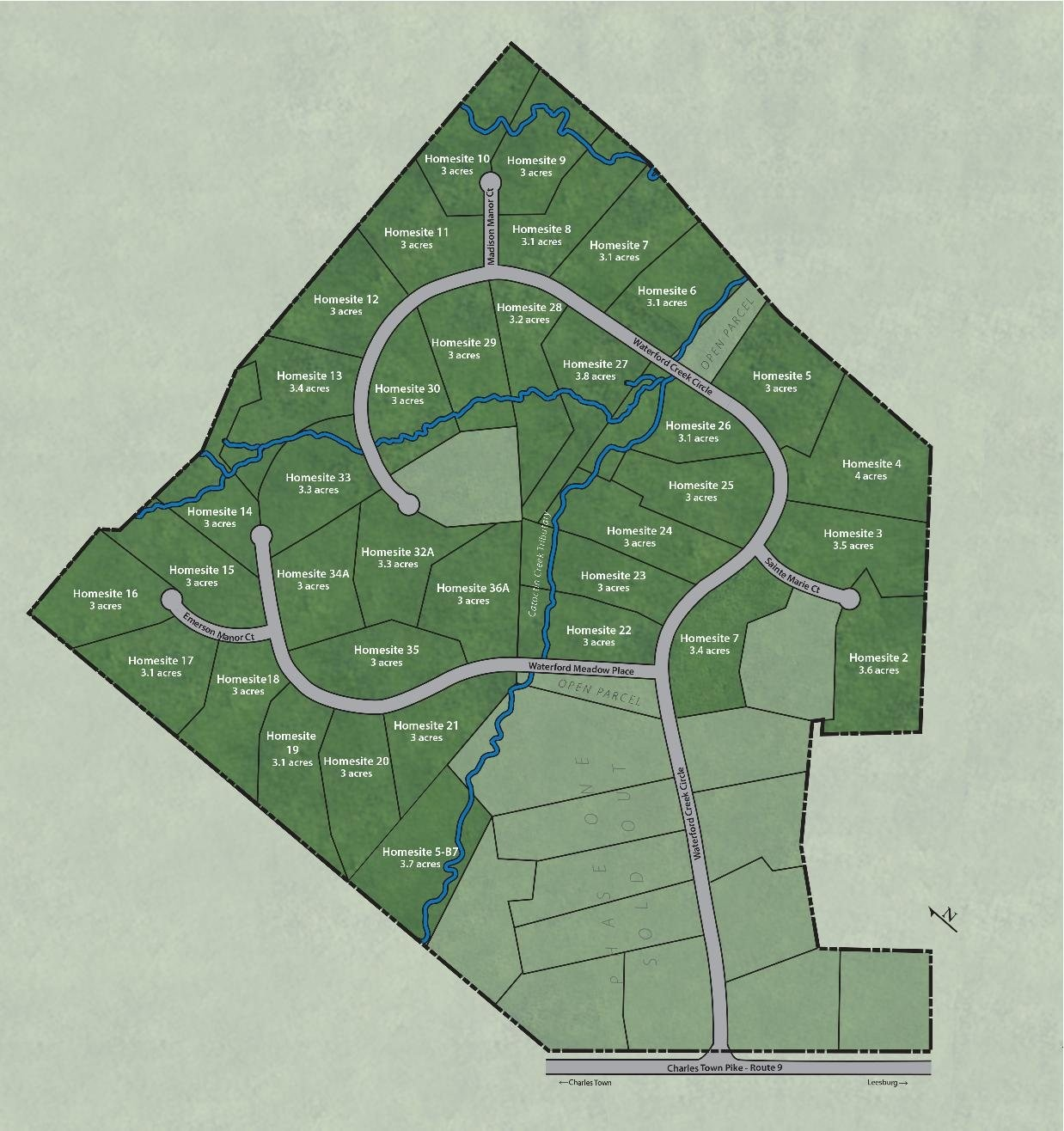 Waterford Creek Community Plan