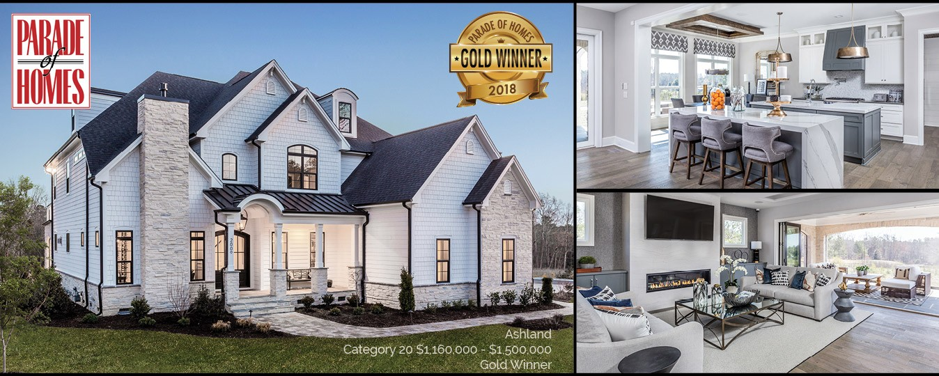 New Homes and New Home Communities in Raleigh, North Carolina | New