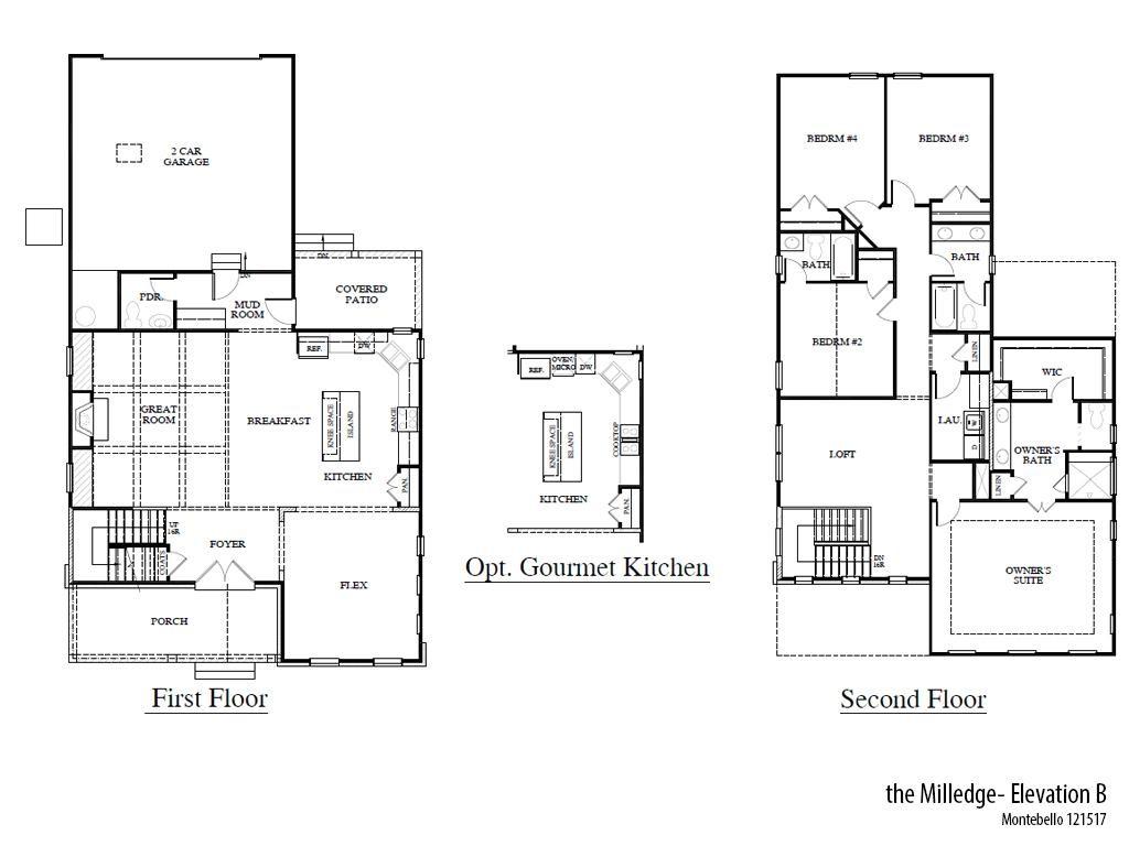 Mb Milledgeb Floorplan