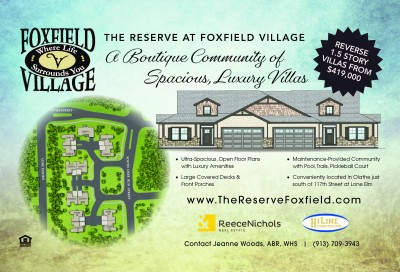 The Reserve at Foxfield Village