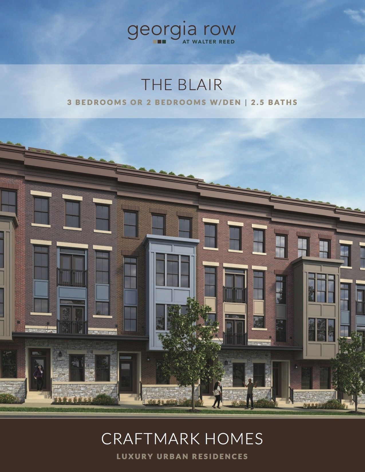 The Blair by Craftmark Homes