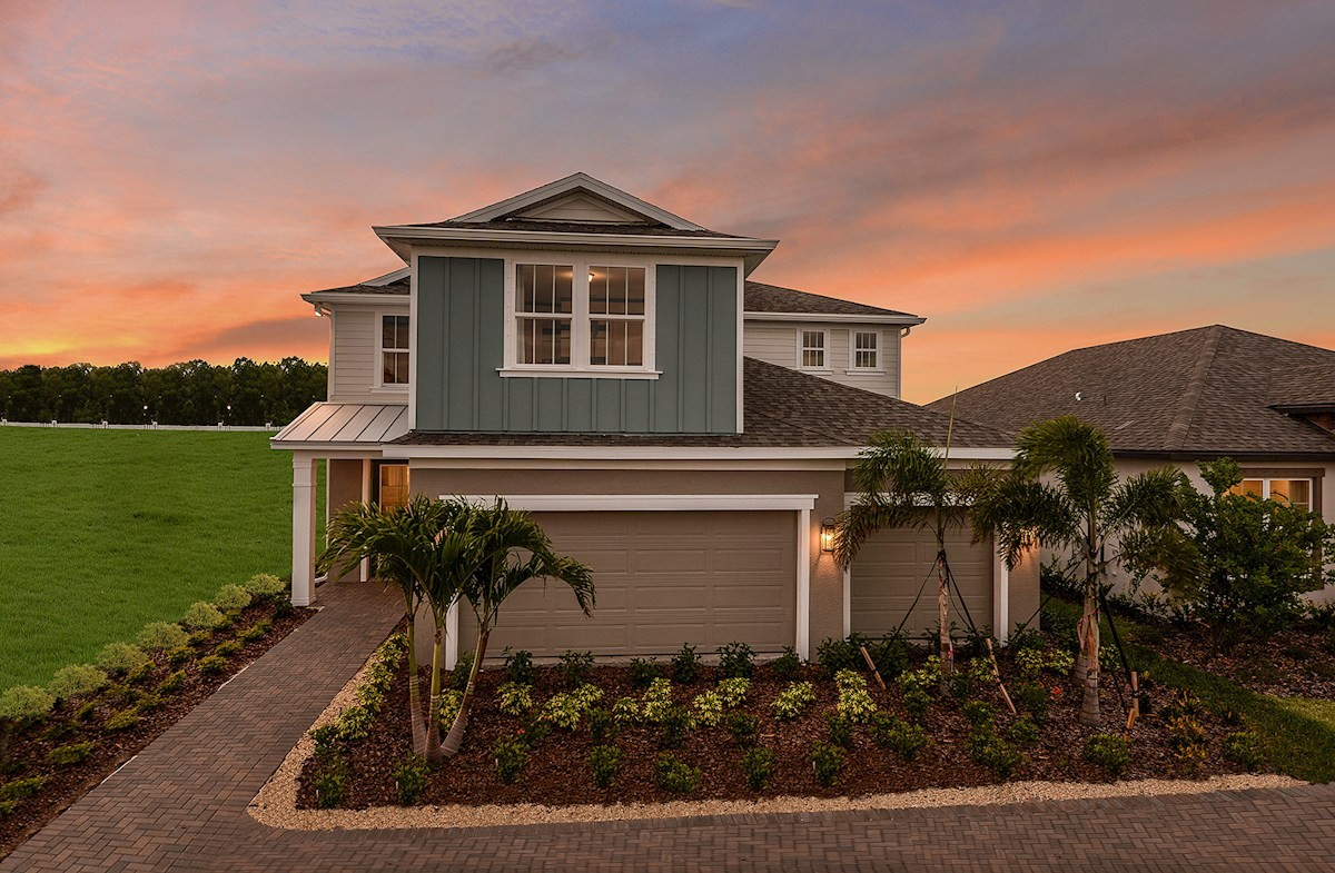 New Housing Community Reserve At Citrus Park New Home