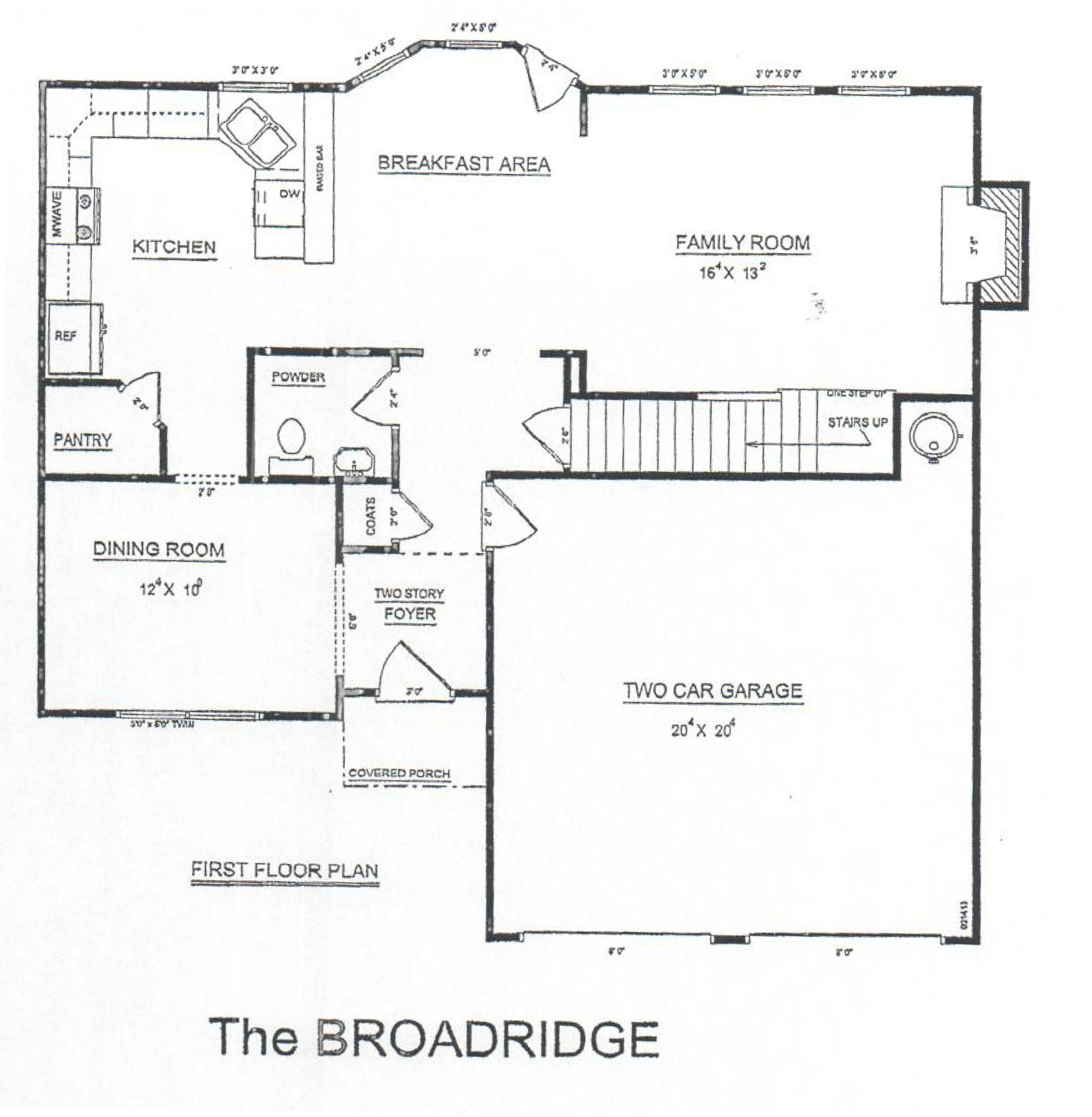 The Broadridge