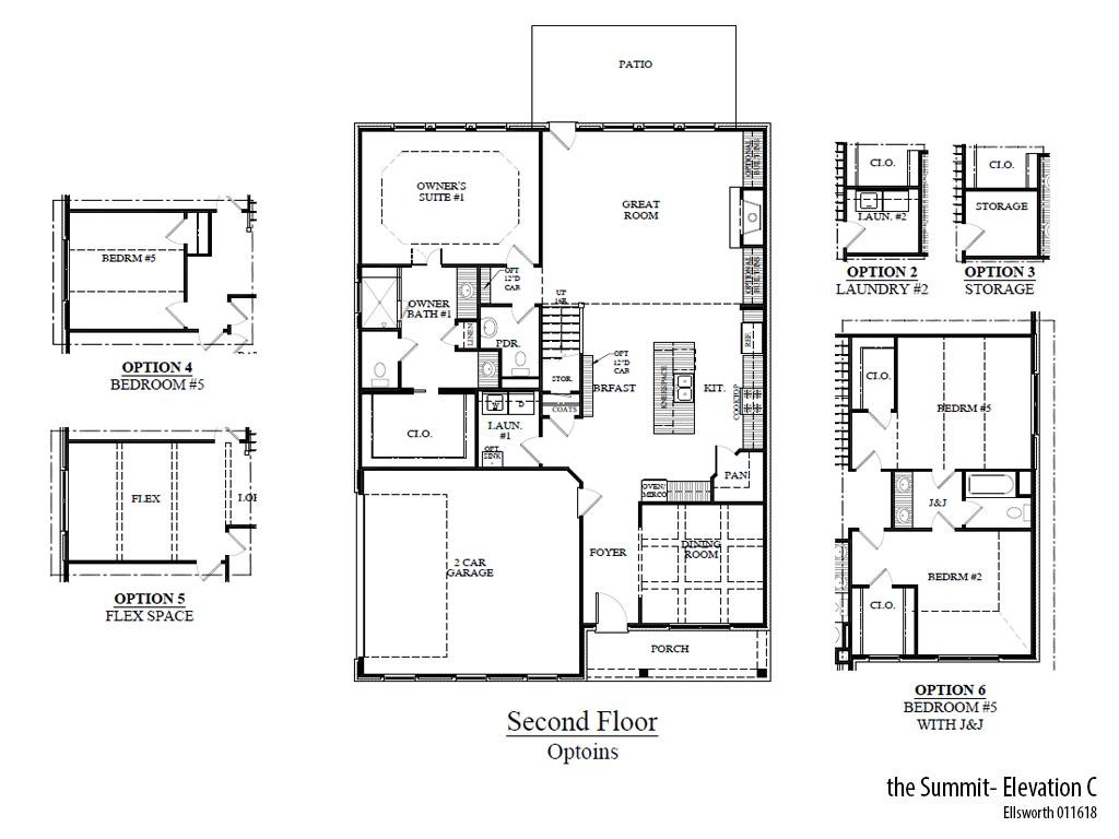 Ellsworth Summitc Floorplan3