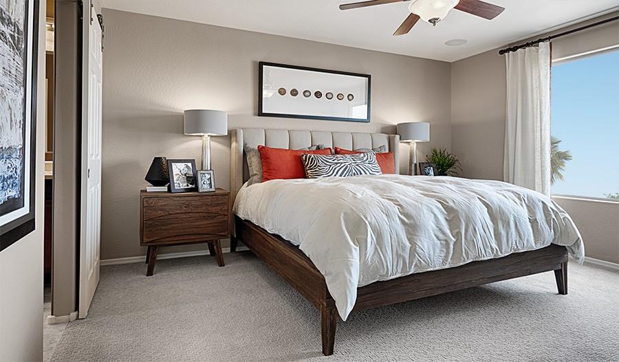 PHX-Citrine-Master bedroom (Rogers Ranch)