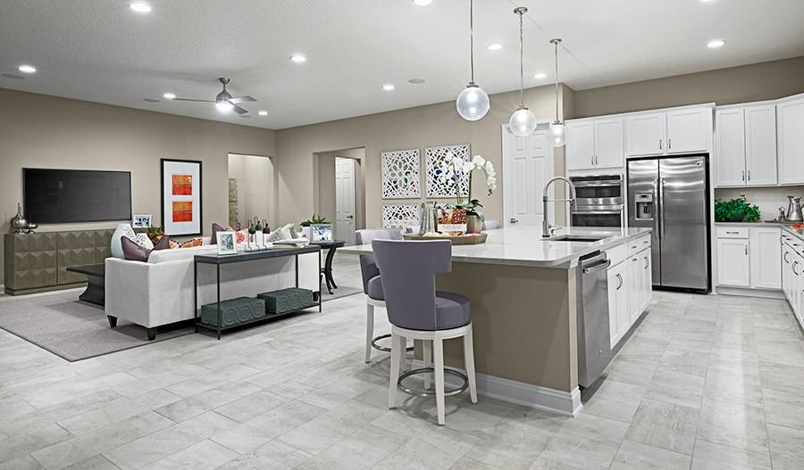 Daniel-JAX-Kitchen/great room (Gran Lake)