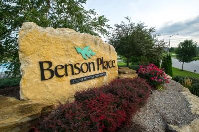 Benson Place Fieldstone