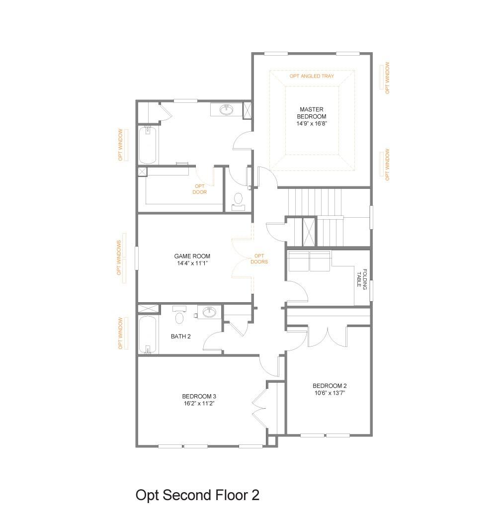 Opt. Second Floor 2