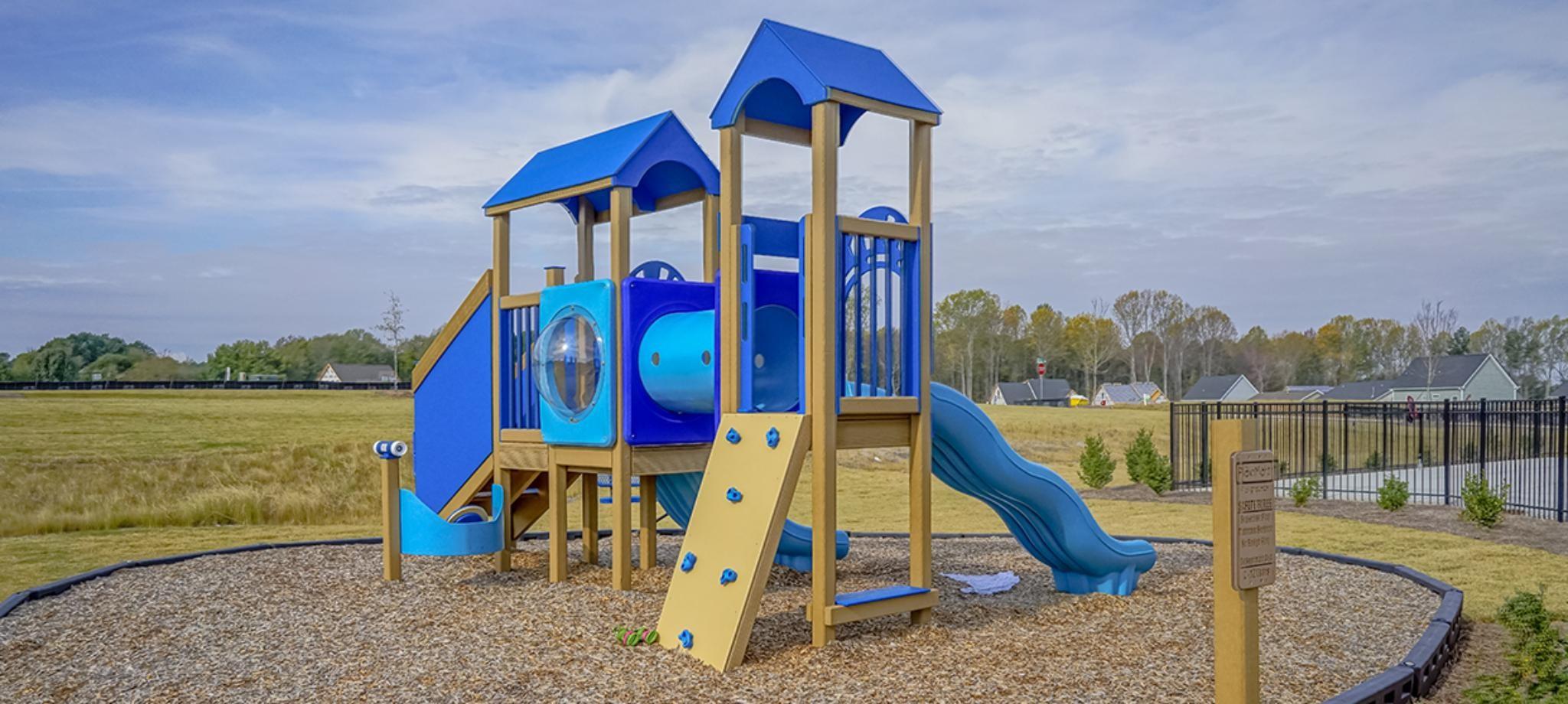 Playground in Sonoma Springs Community, Fuquay-Var