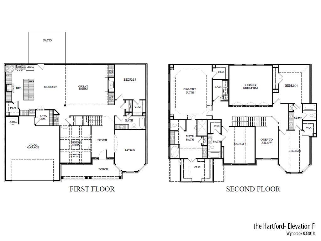 Wb Hartfordf Floorplan