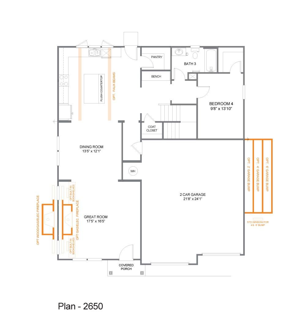 Plan 2650