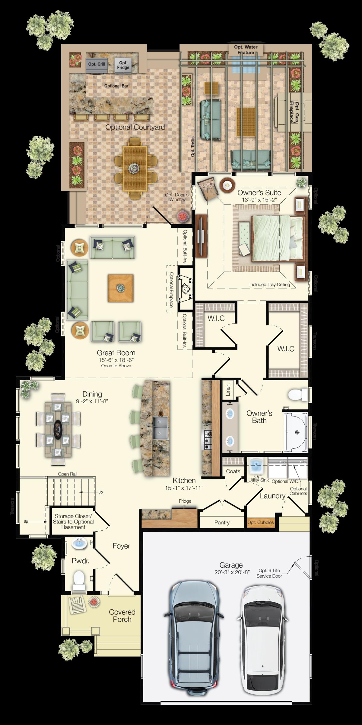 The Jasmine - First Floor