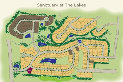 Sanctuary at the Lakes Regency and Showcase