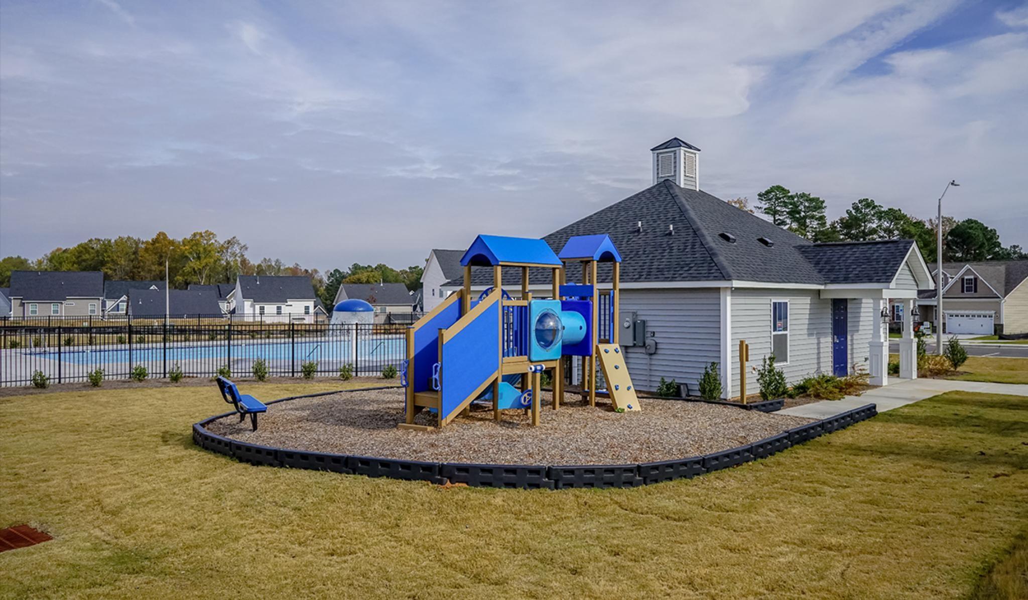 Sonoma Springs Fuquay-Varina Community Playground