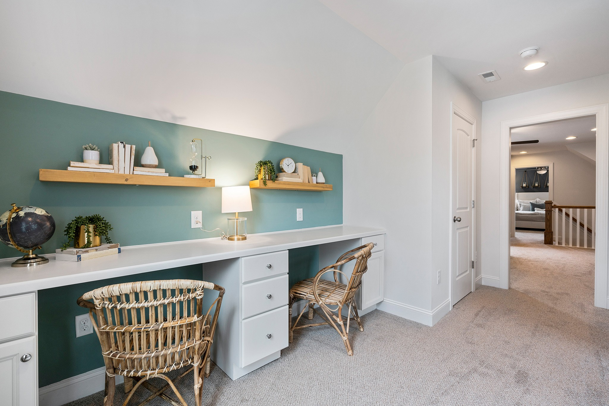 The Carteret, Mattamy Homes, Raleigh Division, Fuquay-Varina, NC, Single-Family Homes, Second-Flo...