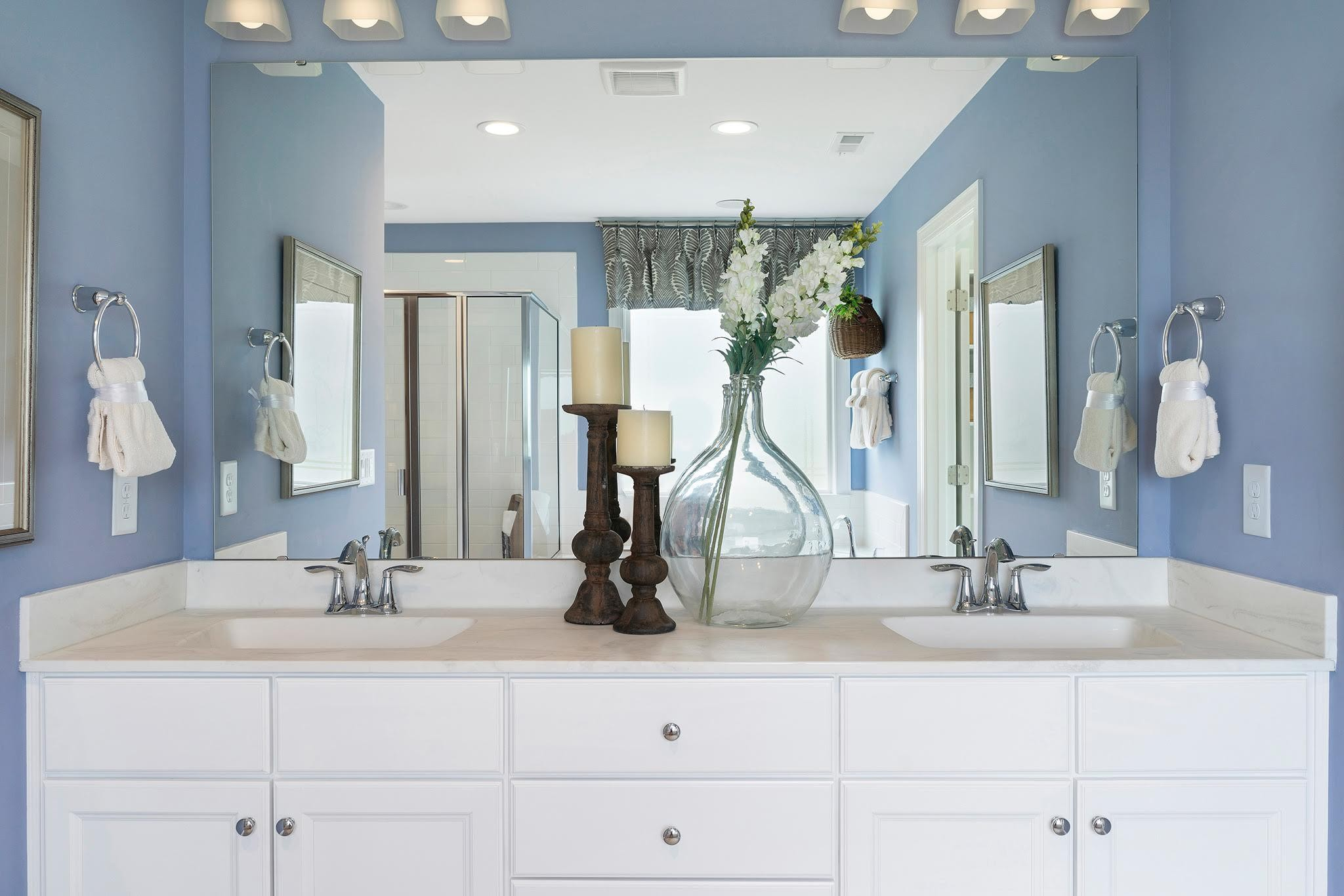 Royal Oaks a Division of Mattamy Homes, Oak Park, The Edenton, Master Bathroom