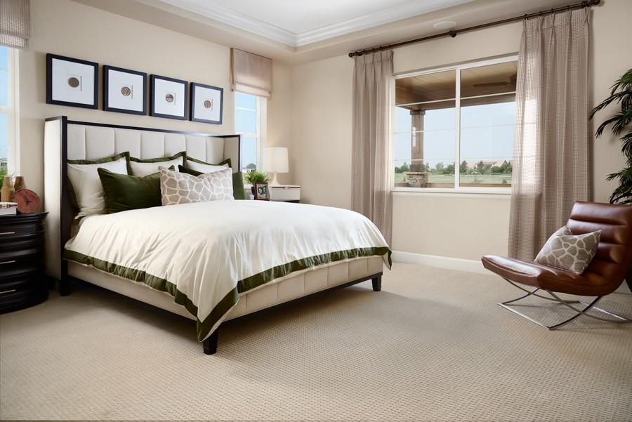 AnthemHighlandsVistas-DEN-Arlington Master Bedroom