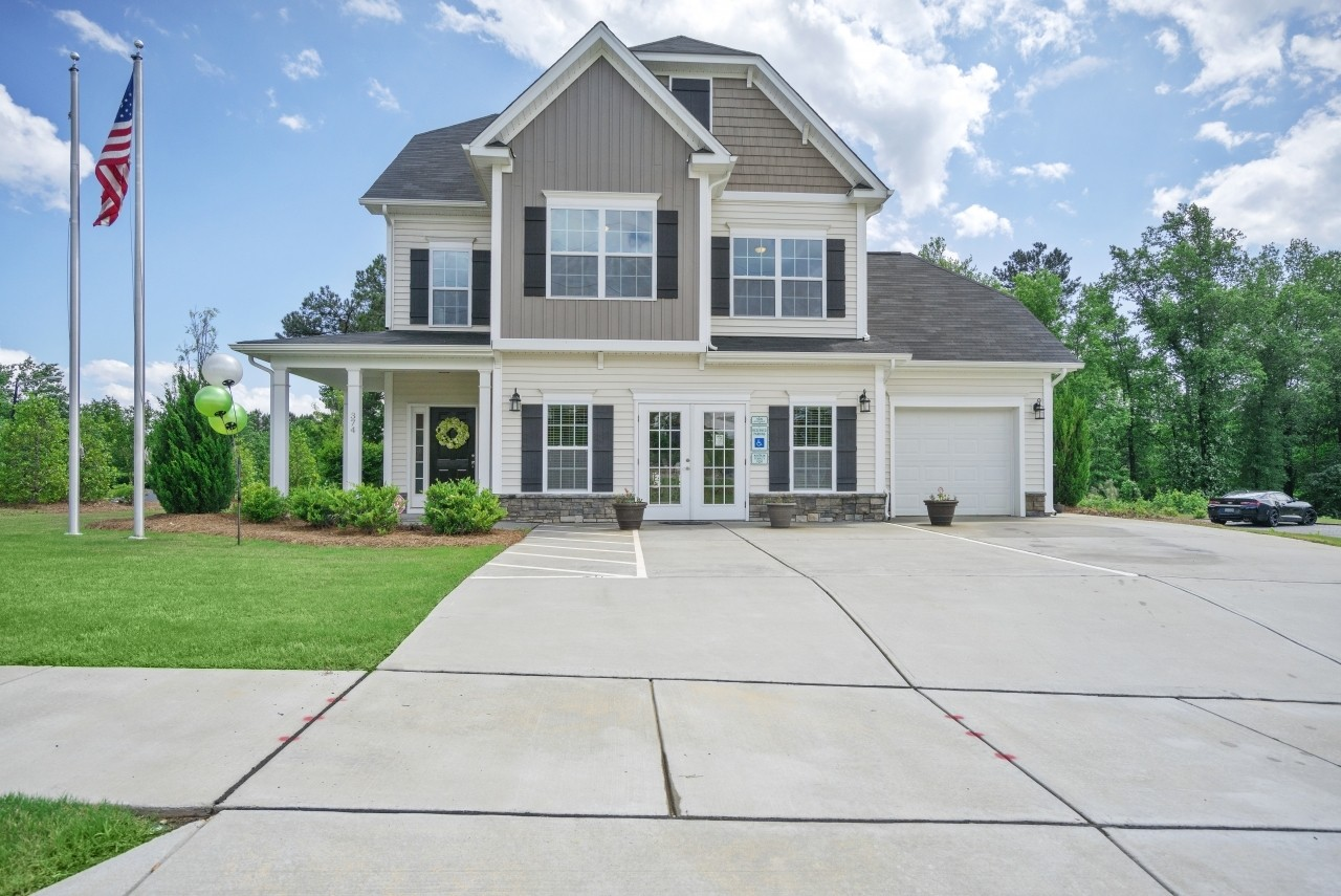 The Wilmington, Model Home, Clayton NC, New Homes in Clayton NC, Bristol, Royal Oaks a Division o...