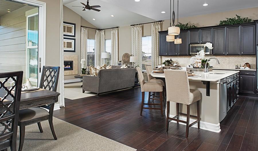 Daley-DEN-Kitchen/family room (Gambel Oak)