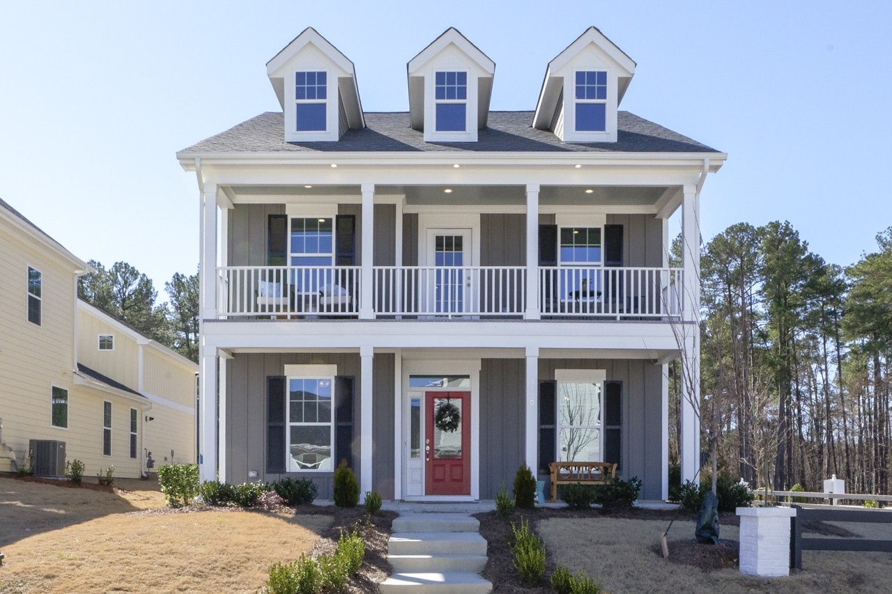 New Housing Community The Preserve At Kitchin Farms