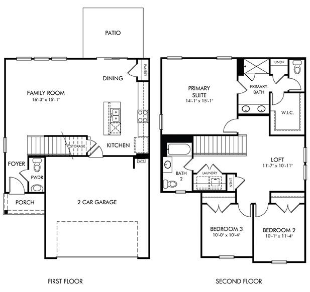 Decatur Floorplan