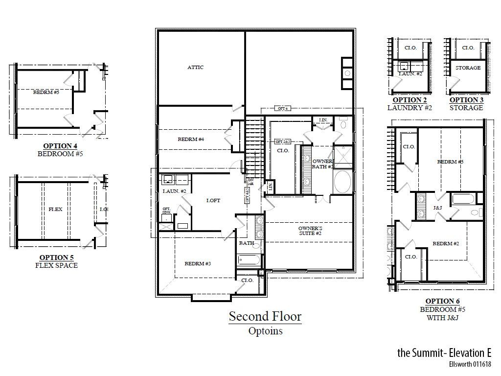 Ellsworth Summite Floorplan3
