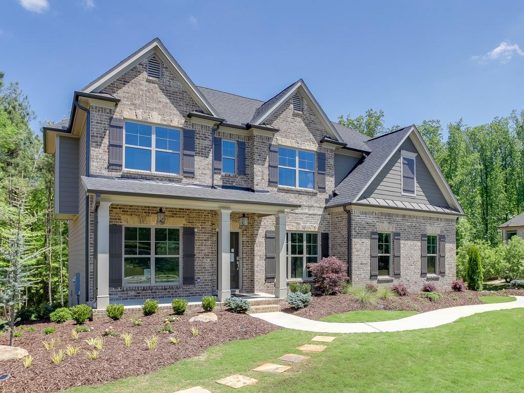 2 Concord Creek Model Home