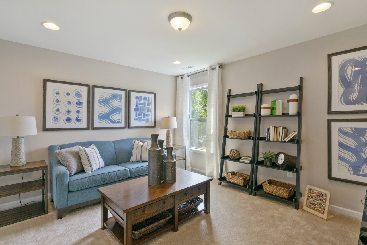 The Wilmington, Model Home, Clayton NC, New Homes in Clayton NC, Bristol, Mattamy Homes, Raleigh ...