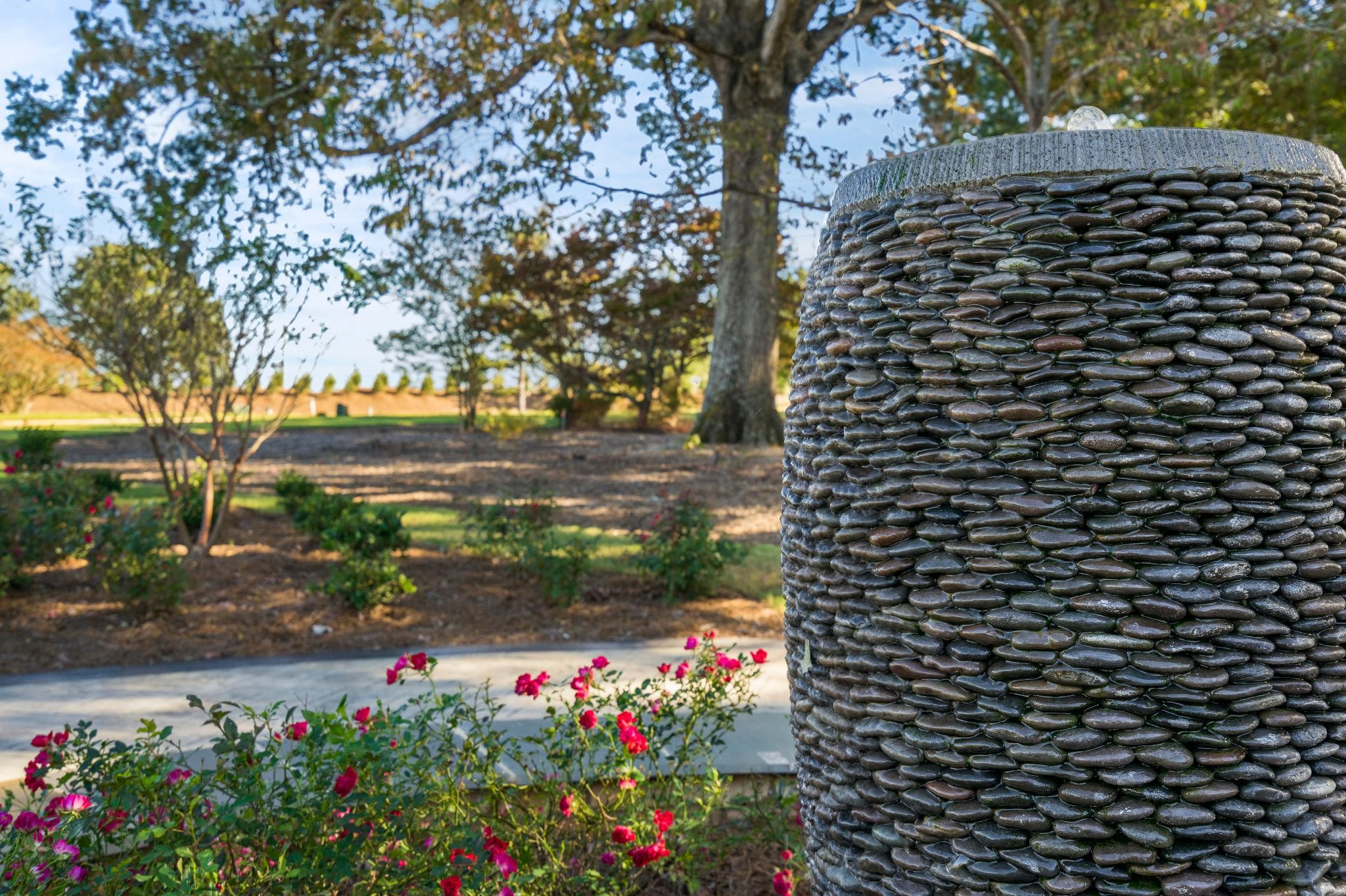 Fairview Park, Cary, Royal Oaks a Division of Mattamy Homes, Water Feature