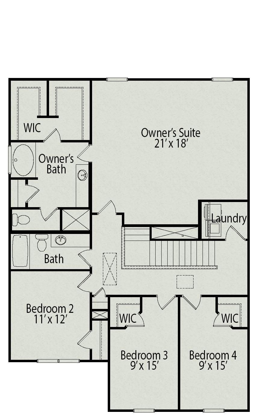 Buffington 2nd Floor